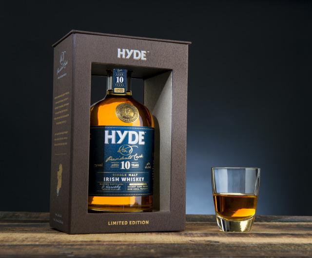 Hyde President's Cask