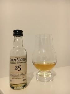 Glen Scotia 25 Dram