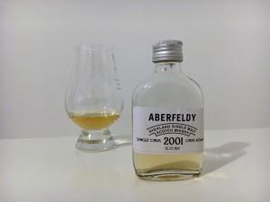 Aberfeldy Cask 21444