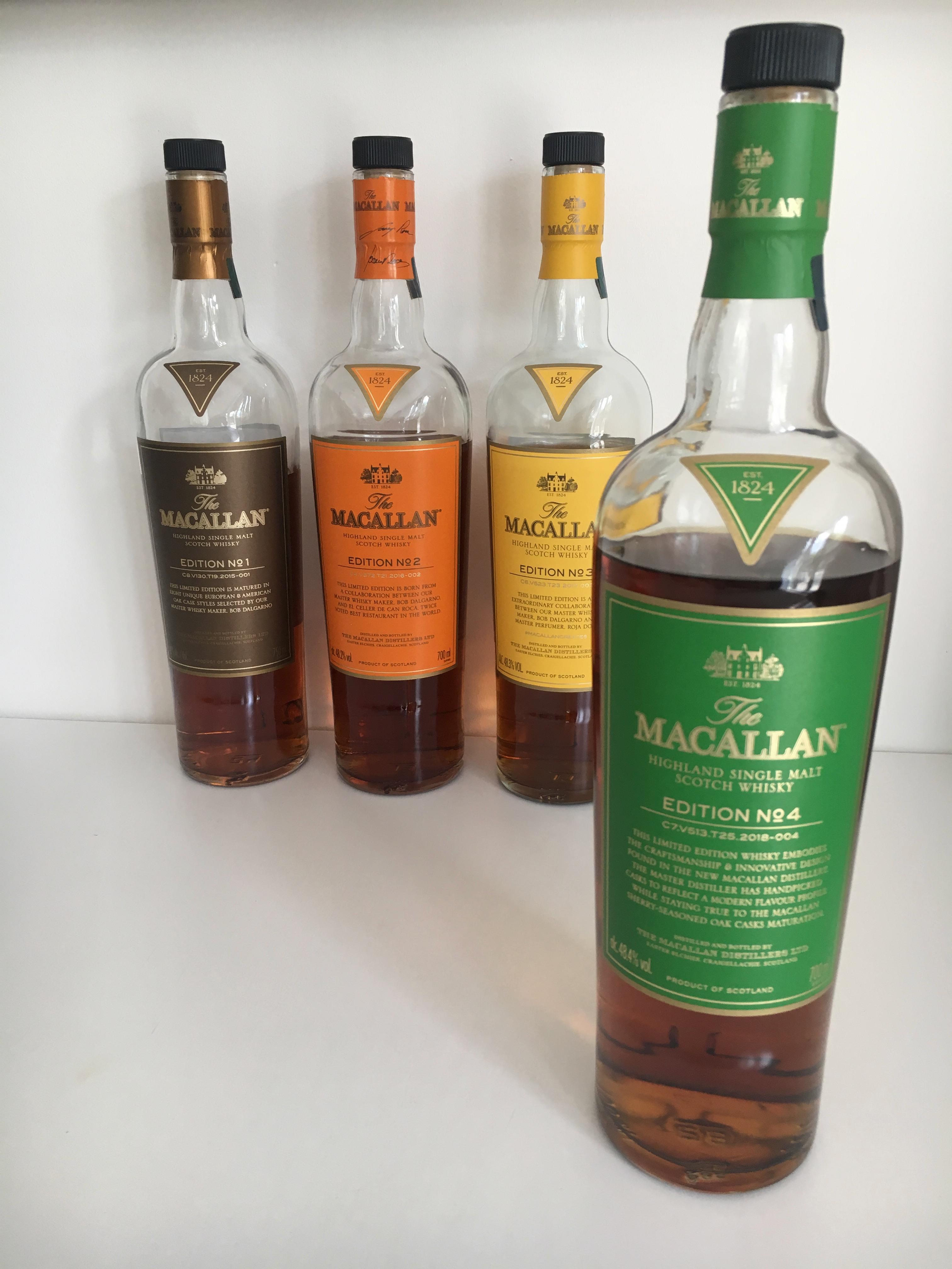 macallan edition no 4 australia